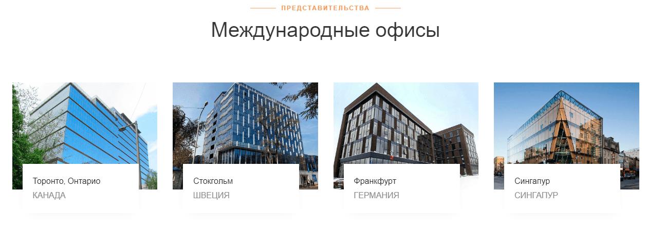офисы size market